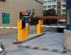 成都彭州停车场升降柱查询机通道闸安装调试