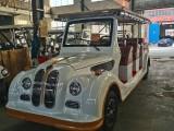 电动高尔夫球车 6座电动观光车 旅游观光车