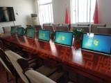 北京无纸化超薄液晶升降一体机 升降终端 电子桌牌