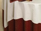 酒店布草厂家直销宴会布草 餐饮布草 餐桌布 酒店桌布