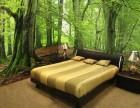 卧室植物墙--让房间充满生机,远看就像一幅画