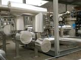 濟寧不銹鋼白鐵設備罐體保溫工程巖棉彩鋼保溫施工隊