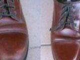 宣武牛街专业洗修鞋、皮具护理、去霉、补伤、补色