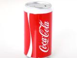 【厂家直销】圣诞礼品 小巧可乐罐移动电源 易拉罐啤酒瓶充电宝