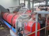 环保型脱硫污泥烘干方法