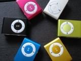 厂家直销 特价插卡小夹子MP3 礼品苹果夹子MP3 插卡MP3
