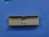 2.0mm Hard metric连接器 A型压接公座连接器 插