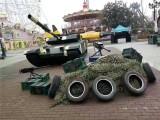 懷化高端優質軍事模型活動道具出租