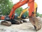 個人低價出售日立350二手挖掘機
