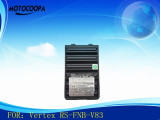 威泰克斯VX168对讲机电池 FNB-V57 VX-160电池