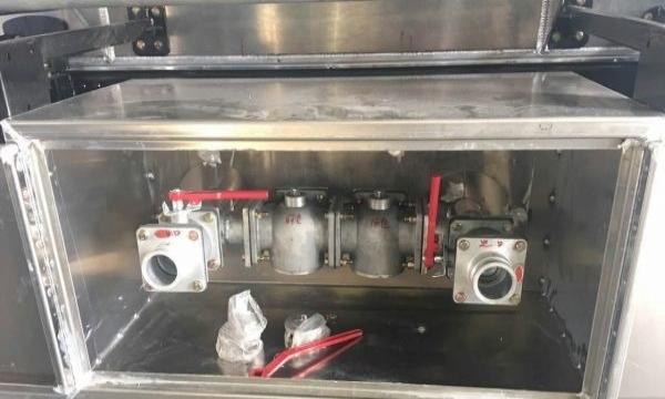 30方35方40方50方铝罐车铝合金半挂运油车槽罐车厂家直销