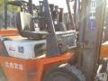 厂家直销二手合力3.5吨叉车,合力高门架自动挡叉车,送货保修