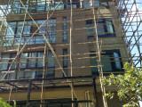 嘉定城区钢管脚手架搭建,毛竹脚手架搭建