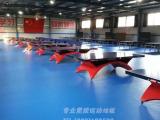 厂家专业生产乒乓球场地专用pvc运动地板 运动地胶 旗舰品质