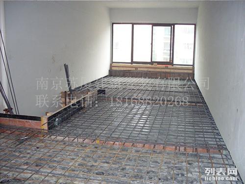 钢筋混凝土隔层楼梯现浇挑高房阁楼隔层