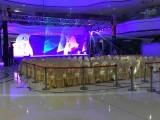 南海庆典舞台背景开业庆典活动布置吧台吧椅贵宾椅掐他桌椅空调扇