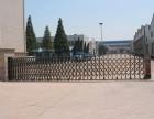 津南区安装电动伸缩门,加工维修伸缩门/道闸厂家