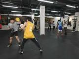 拳击散打班 女子防身术班 成年人培训 天津悍将搏击