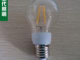 LED球泡灯A60G45 E272W钨丝灯泡 仿古白炽灯 水晶球