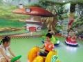 咸阳湖统一广场负一层 儿童新世界