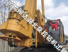 云南徐工360旋挖钻机出租 打桩效率快价格满一年免两个月租金