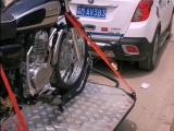 北京托運摩托車機車上門上路托運摩托車電動車道路救援