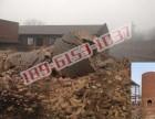 潍坊60米砖烟囱拆除 爆破砖烟囱