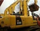 小松二手挖掘机220和240转让昆明二手挖掘机出售市场