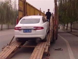重庆轿车托运公司 私家车 巡展车 商品车 二手车等托运
