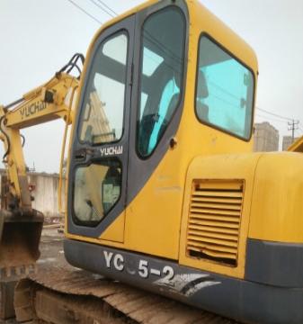 赣州玉柴85二手小挖掘机出售,原版原样,全国包送