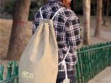 k2新款帆布包韩国韩版旅行双肩包水桶包圆桶包男包女包潮包大包