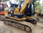 二手挖掘机卡特彼勒312D挖掘机 低价出售 三大件质保 包邮