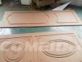 宣城衣柜开料雕刻机,橱柜开料雕刻机,木工加工中心,自动换刀雕刻机