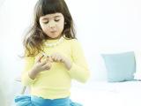2015童装 春季新款女童糖果色纯色百搭长袖T恤 纯棉儿童打底衫