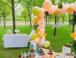 北京求婚气球布置,party气球装饰,氦气球批发