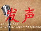 少儿唱歌培训班武汉街道口学校