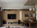 威海鸿图装饰 品乐坊11万打造110平现代简约风格