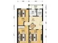 古城路小区 3室1厅 576万 罕见户型 干部楼 顶层 价格