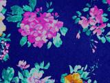 厂家直销量大质优 全棉弹力贡缎 缎纹活性印花 贡缎面料 旗袍面料