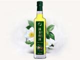 信誉好的茶籽油500ml厂家|有机野生山茶油