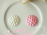 【珍珠片】批发diy韩版发饰配件 高仿珍珠 DIY手机美容必备