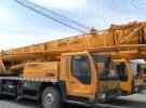 吊装工程购买二手20--70吨徐工吊车1年1万公里38万