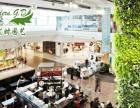 室内天然氧吧环保装饰植物墙招商加盟