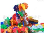 工厂价益智玩具多功能雪花片拼插积木儿童雪花片组装玩具拼插玩具