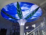 巴中市软膜天花丨UV超清喷绘膜丨艺术彩绘膜丨反光亮光膜