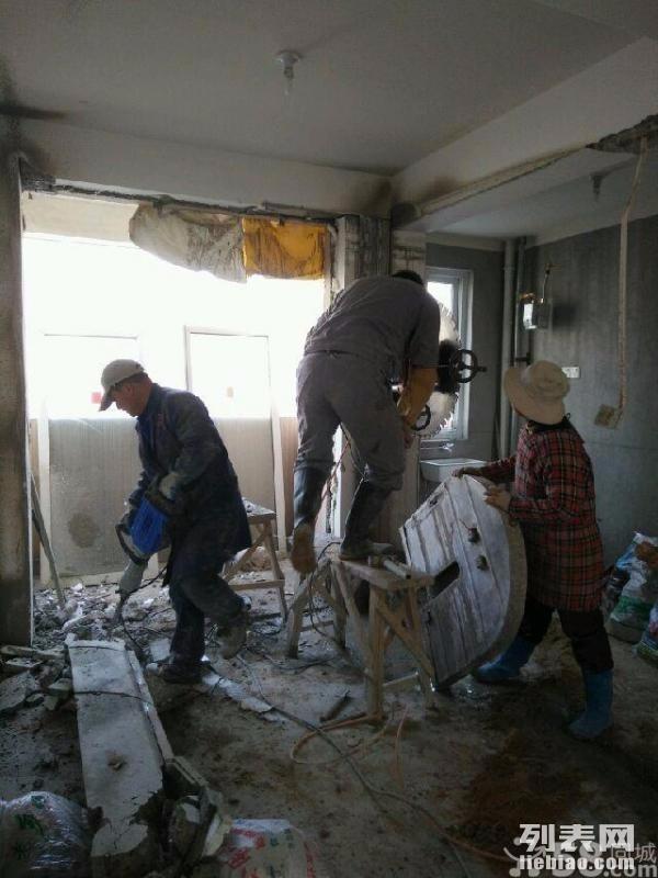 上海办公室装修隔墙二手房装修厨房卫生间改造