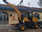 小挖机价格轮式挖掘机行情厂家全国免送DAN