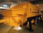 出租出售租赁赣州拖泵地泵车载泵泵车小型输送泵
