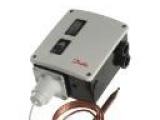 丹佛斯danfoss温度开关控制器RT120  017-5214