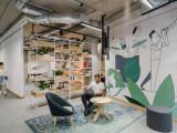 分享年轻人喜欢的西安办公室装修案例